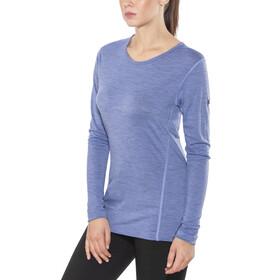 Devold W's Breeze Shirt Bluebell Melange